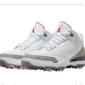 Nike Shoes Air Jordan 3 Golf Poshmark
